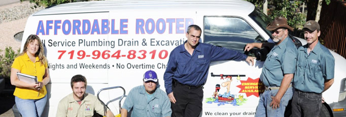 affordable rooter staff