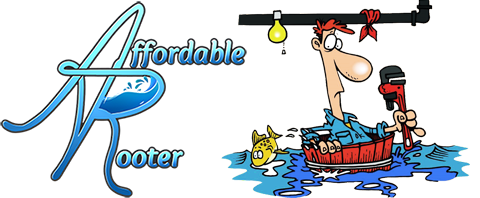 affordable rooter logo