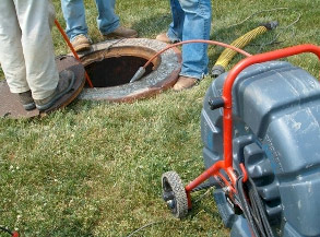 sewer line services